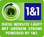 1&1 - Grüner Strom